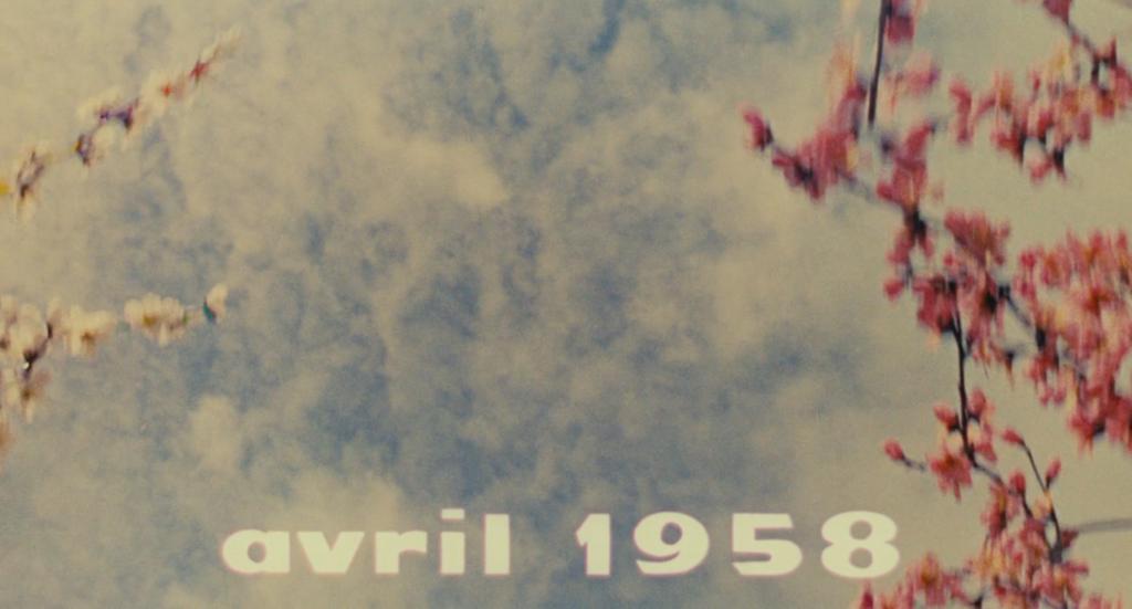 Aprile 1958 Les Parapluies de Cherbourg