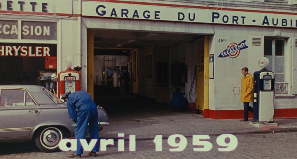 Aprile 1959 Les Parapluies de Cherbourg