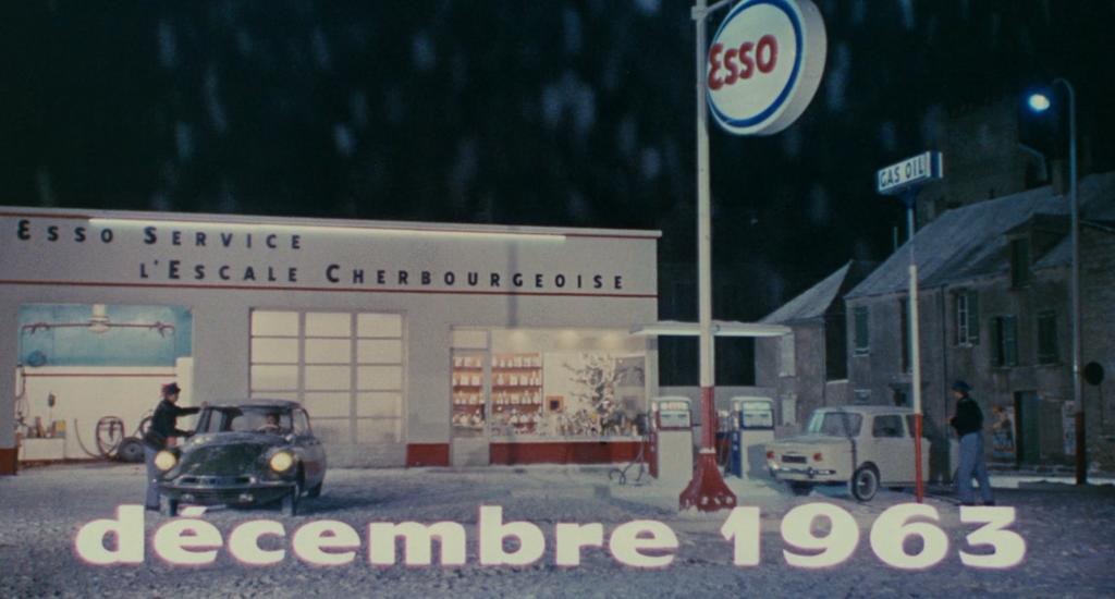 Dicembre 1963 Les Parapluies de Cherbourg