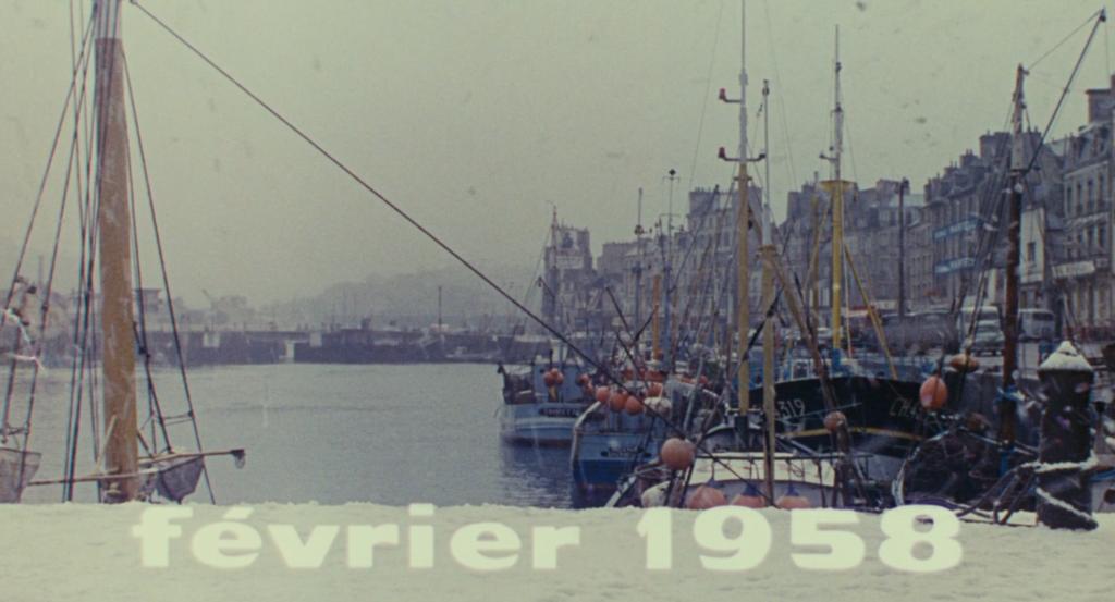 Febbraio 1958 Les Paapluies de Cherbourg