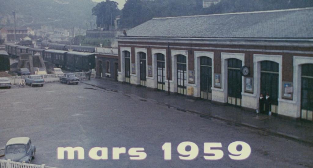 Marzo 1959 Les Parapluies de Cherbourg