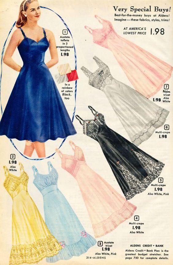Nightgown Catalogo Aldens