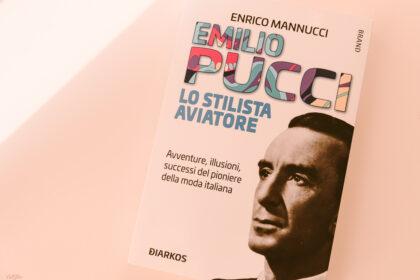 Emilio Pucci libro copertina
