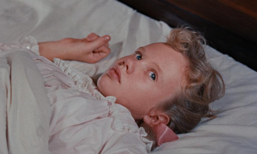Pollyanna letto