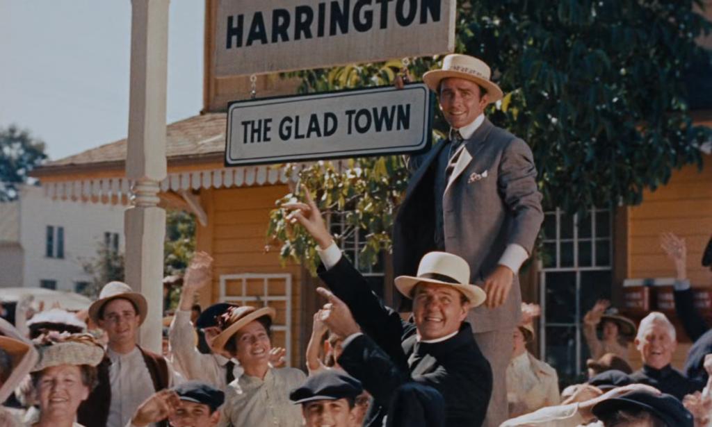 Harrington Glad Town